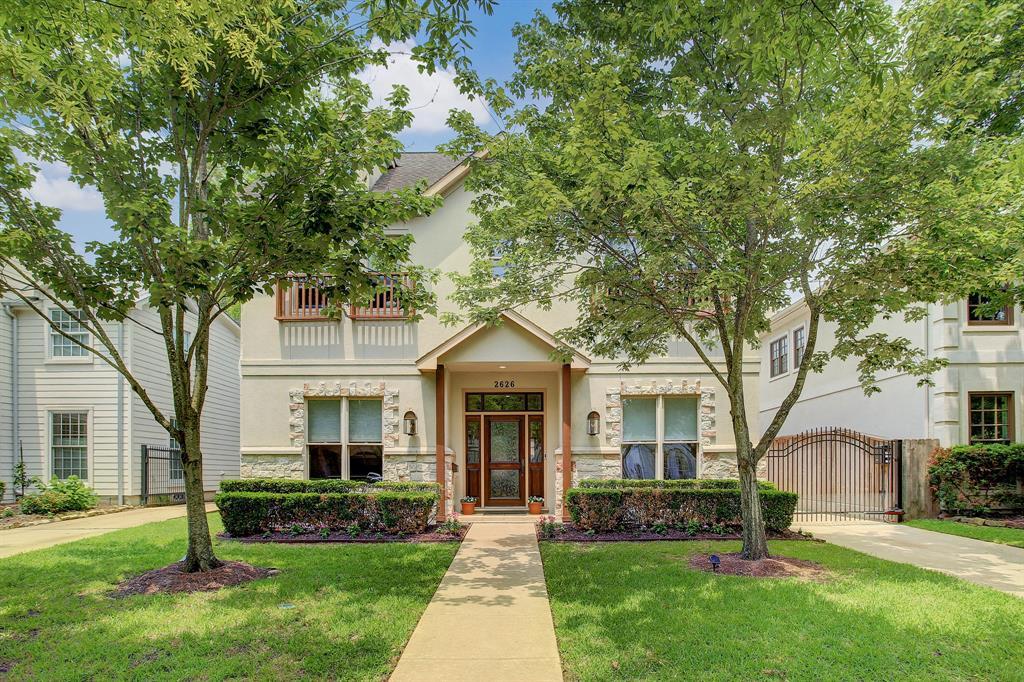 2626 Werlein Avenue, West University Place, TX 77005