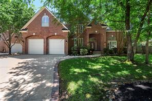 62 N Spring Trellis Circle, The Woodlands, TX 77382