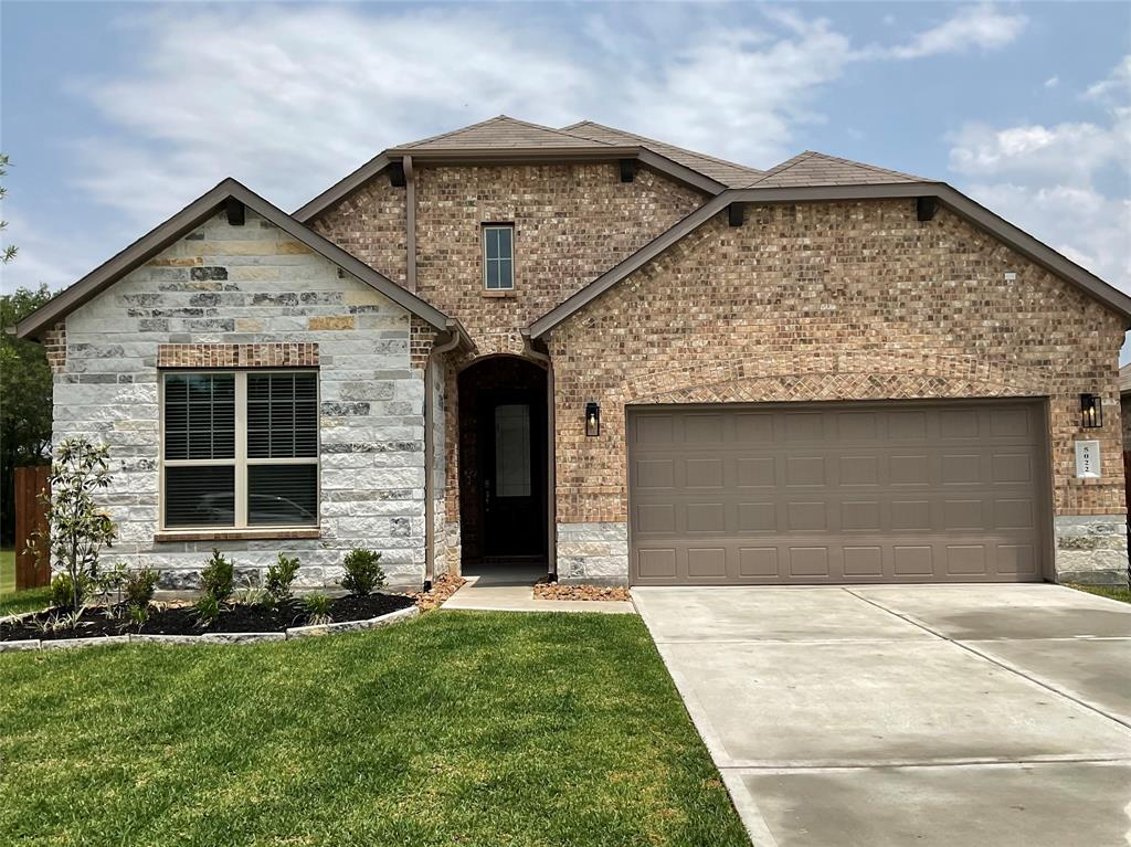 """Come take a look at this beautiful 4 bedroom , 1 story home.  Comes with high ceilings and open floor plan.  The kitchen has 42"""" cabinets, granite countertops and plenty of pantry space.  All stainless steel appliances are included with large washer/ dryer.  Backyard has covered patio that has great space to entertain.  School district is Klein Isd.  Located just a few minutes away from Grand Parkway & The Woodlands for shopping and dining.  Close access to hwy 99 & 45.  Pets are allowed case by case basis.  ****  Please ask me about our NO SECURITY DEPOSIT / NO UPFRONT PET DEPOSIT programs!!!  This home will be available for move-in 6/12/21 or later."""