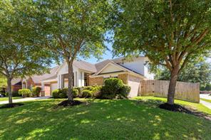 2521 Twisting Pine Court, Houston, TX 77345