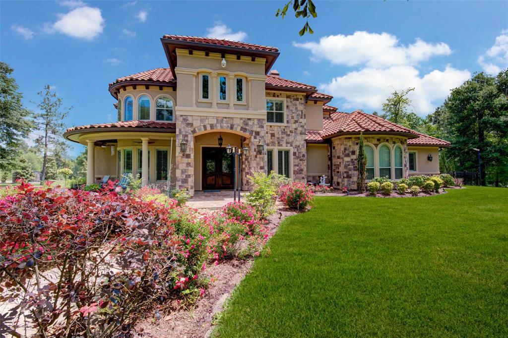23580 High Meadow Estates Drive, Montgomery, TX 77316