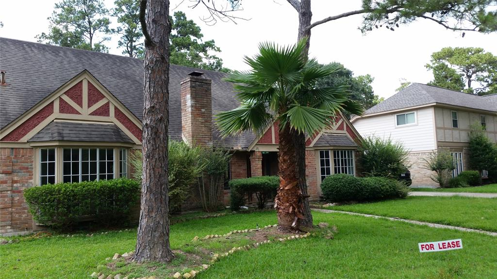 2 -story home located in a quiet, highly desirable neighborhood of Champion Forest. Great location convenient to 99 Grand Parkway, HWY 249, and Beltway-8. Excellent shopping places within a few miles. Zoned to excellent Klein schools. It is a 2574 SF home with 4 Bedrooms plus Study and  2.5 Bathrooms. The house is freshly painted and has new carpet. Big size Kitchen with Formal Dining and Breakfast room! Double Ovens, Dish washer! Large Living room with beautiful wooden cabinets and nice Fireplace! Tile flooring in Kitchen,/formal dining /formal breakfast/ Living room. New ceiling fans in all rooms. Blinds throughout the house. Fenced backyard with covered patio, beautiful landscaping on the front. Enjoy your summer at a beautiful big size Swimming Pool in the backyard. Pool is ready and house is ready for immediate move in. A MUST SEE!!