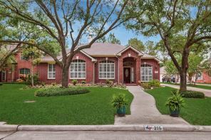 215 Carey Ridge, Houston TX 77094