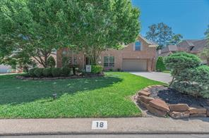 18 W Green Pastures Circle, The Woodlands, TX 77382