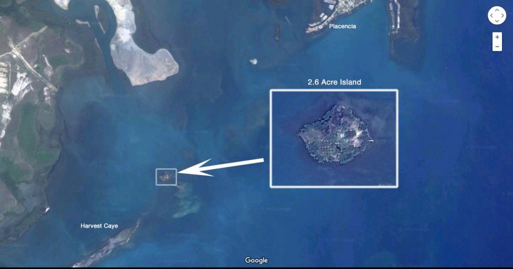 2 2 3/4 Acres Island near Harvest Caye Belize, Houston, AL 00000