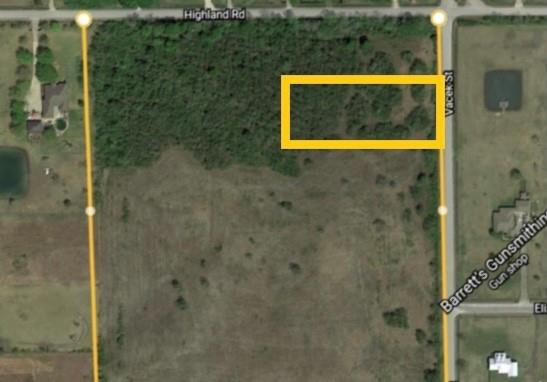 This property is ideal for your custom built country home.  It is zoned to Santa Fe ISD schools but is located outside the city limits.  Electricity is available nearby but the well and septic would need to be added.  The lot measures approximately 120'x548'.  There are no easements and is NOT in a flood zone.  Deed restrictions require any dwelling structures to be single family homes but the property is otherwise unrestricted.