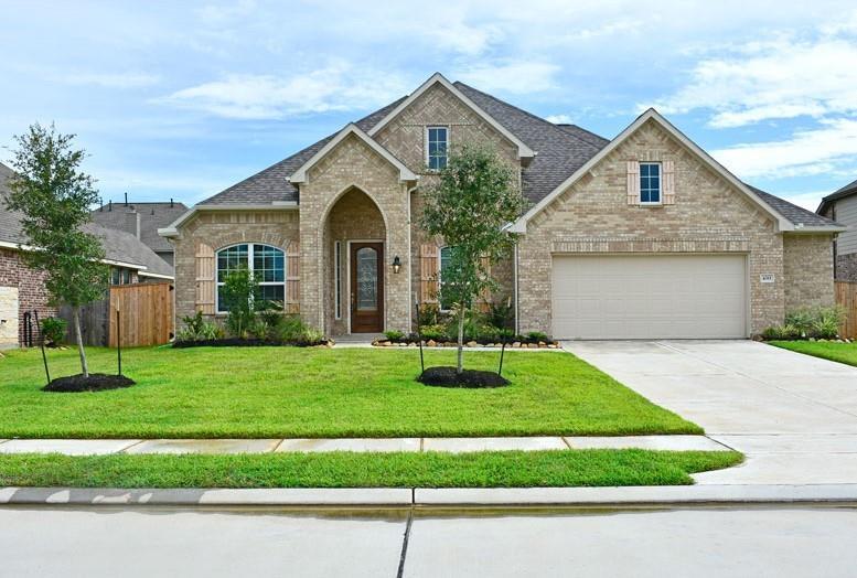 4311 Thetford Manor Trail, Rosharon, TX 77583