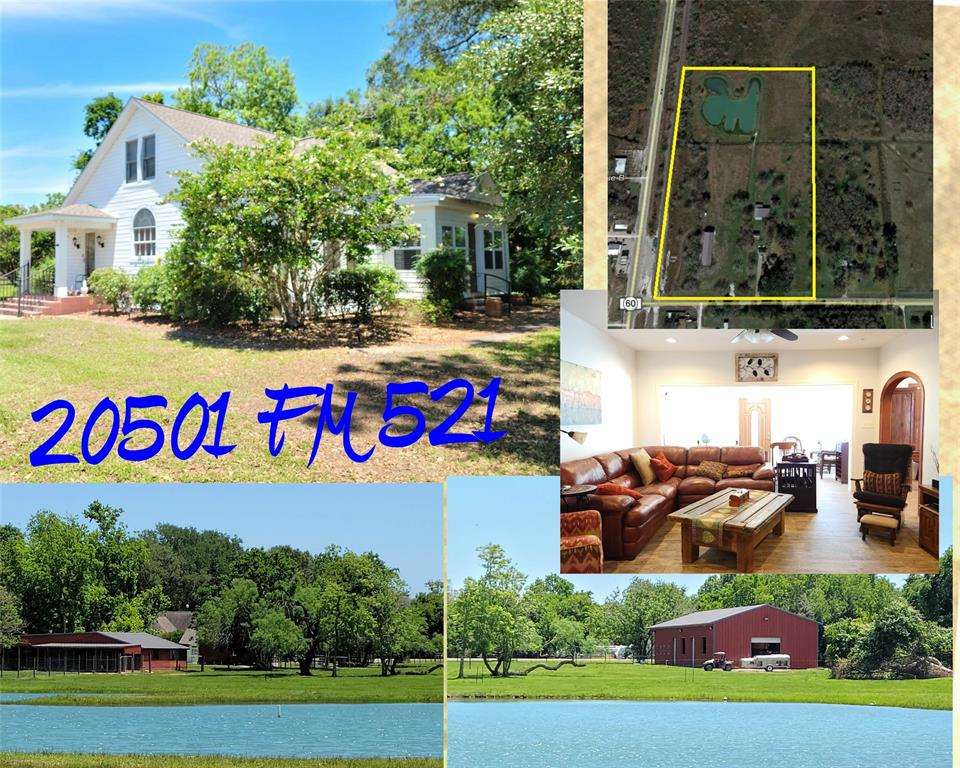 13.93 ACRES W/ IMMACULATE 3 BEDROOM/2 BATH HOME COMPLETLEY UPDATED WITH ORIGINAL TOUCHES FROM YR 1939. PROPERTY HAS HUGE POND W/STADIUM LIGHTS, 2019 BUILT 4/2 BARNDOMINUM W/ OVER 3000SQFT UNDER CANOPY. COMPLETE W/ EXTRA CABIN FOR LIVING & ANOTHER LARGE BARN W/ COVER & STALLS. TURN KEY LODGE OR HOME LIVING ON PRISTINE IMPROVED PASTURES & ADORNED WITH TREES & WILDLIFE GALOR. 2019YR WATERWELL TO BARNDOMINIUM, POND, & CABIN. LARGE SEPTIC TO BARN. UPGRADED ELECTRICAL THROUGHOUT PROPERTY & SO MANY EXTRAS. TURN KEY & ONE OF A KIND PROPERTY IDEAL FOR HOME BUSINESS & HOME LIVING! GOOD THINGS GO FAST!