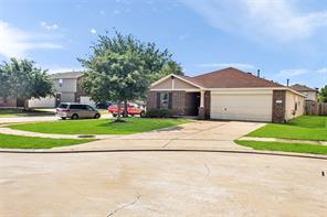 18703 Brown Redbud Court, Cypress, TX 77433