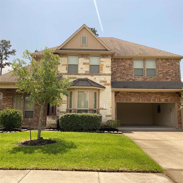 Mayl Move-in Special! Save money at move-in with our Rhino security deposit program! A small monthly fee ($10-20) covers your security deposit requirement. Ask about our Rhino deposit program during the application and avoid the upfront security deposit payment. May move-in required to qualify!  MUST SEE HOME! Beautiful georgian style home. 2 story home opens up to high ceilings, brown undertones and wood flooring. Gorgeous Kitchen is made for entertaining with an open window looking out into the living room and dining room, lots of counter space and an island! Home comes with a Spacious backyard and a second story balcony. This home is waiting for you!!  Please visit Darwin Homes website for additional details