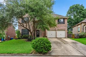 8615 Cross Country Drive, Humble, TX 77346