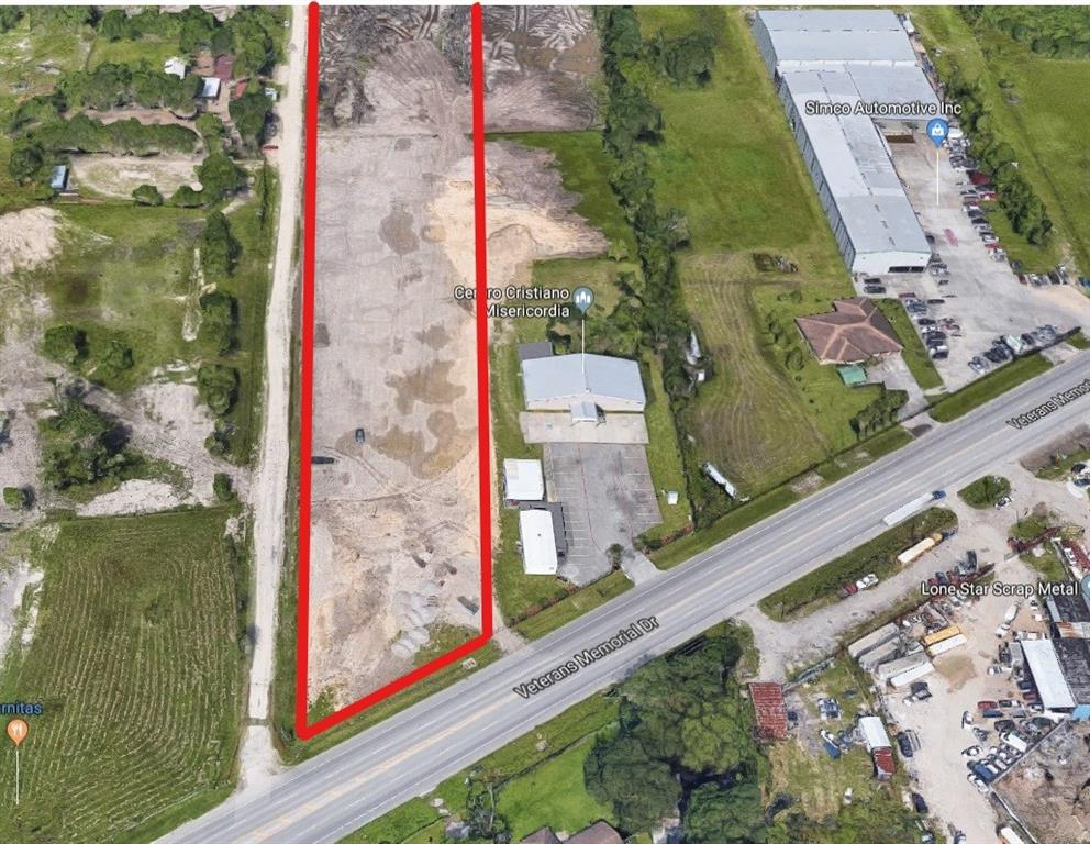This property is perfect for a truck parking lot or for a football/soccer field. Vacant lot that can be serve many uses.