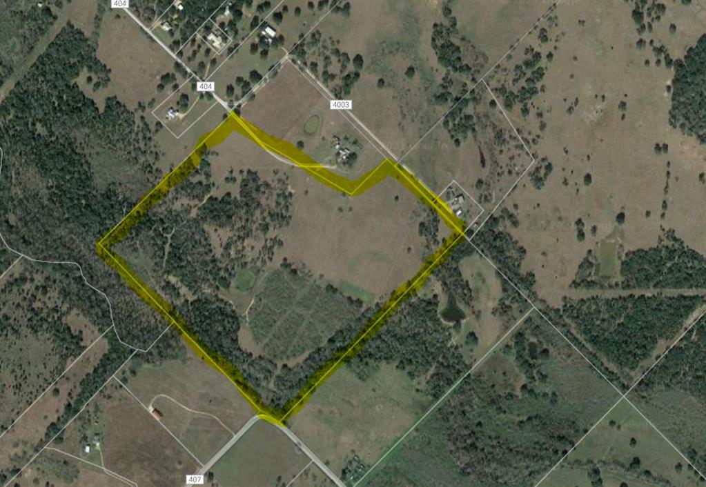 The perfect opportunity to finally have your own ranch! This 90 acres has a great mix of open areas for grazing and brushy areas for plentiful wildlife habitat. Deer, turkey, & pigs are among the wildlife you may encounter as you ride around the ranch. Several spots that would make beautiful homesites. Liveoaks are in abundance throughout the property. Supplejack seasonal creek in the back of the ranch and part of the acreage is in the flood plain. The land also touches CR 407 and an entrance could be made from that direction. This ranch is less than 2 hours from Houston, Austin, Corpus or San Antonio so if you have been dreaming of owning a ranch this is your opportunity! Fantastic get away from the city but still close enough to make trips whenever needed! Yoakum has a wonderful hospital and much to offer someone looking to get away from the rat race and traffic. Take a look soon this won't last long on the market. No restrictions. 10% minerals to convey!