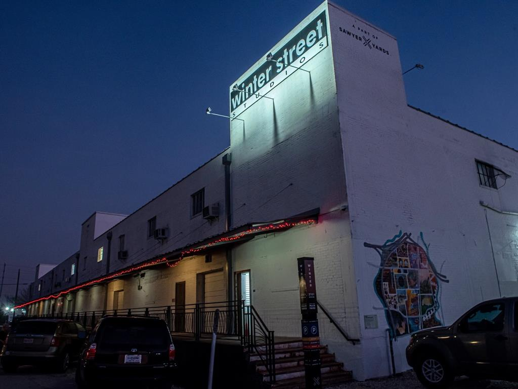 Check out the local Art scene at the Winter Street Studios.