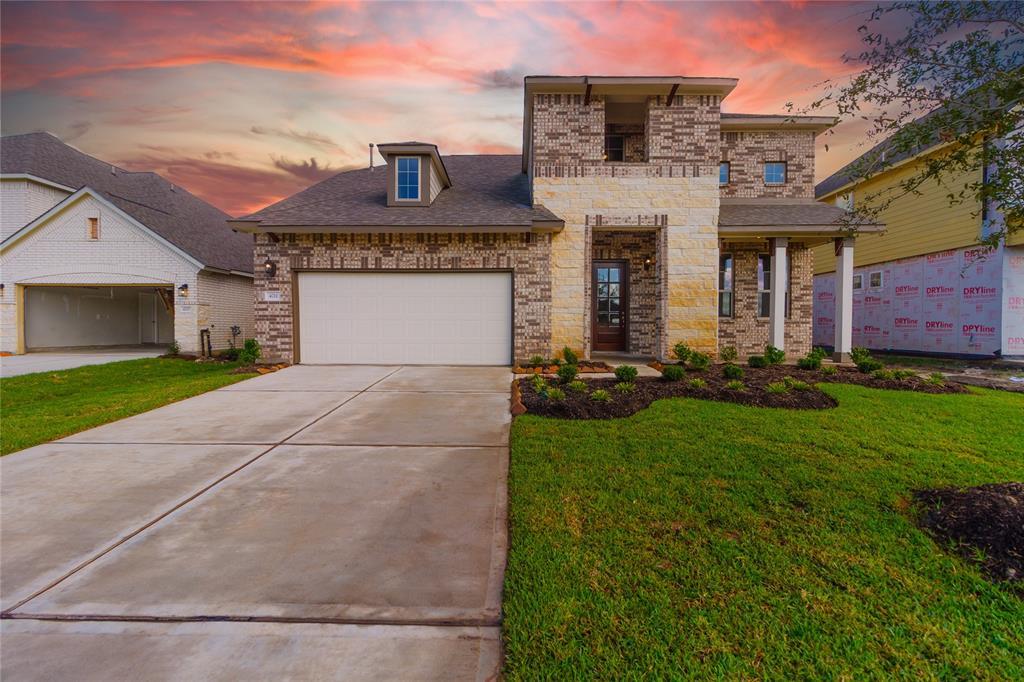 4711 Great Acre Lane, Fresno, TX 77545