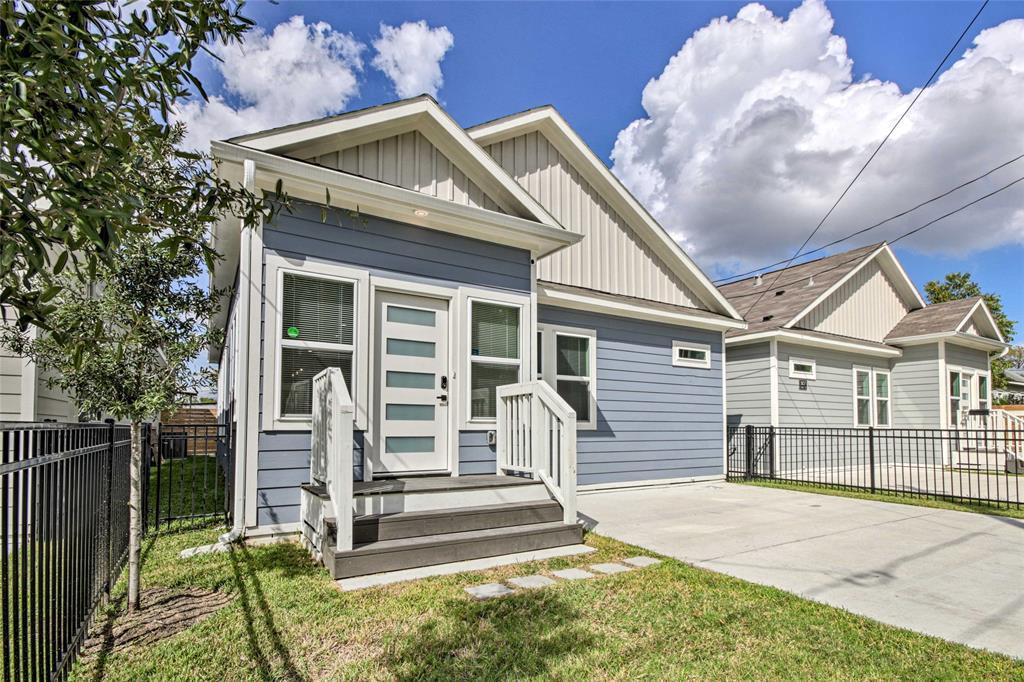 503 Carl Street, Houston, TX 77009
