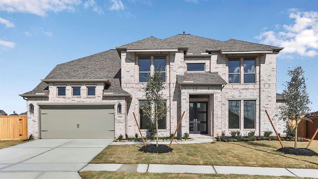 4343 Martin Ridge Drive, Manvel, TX 77578