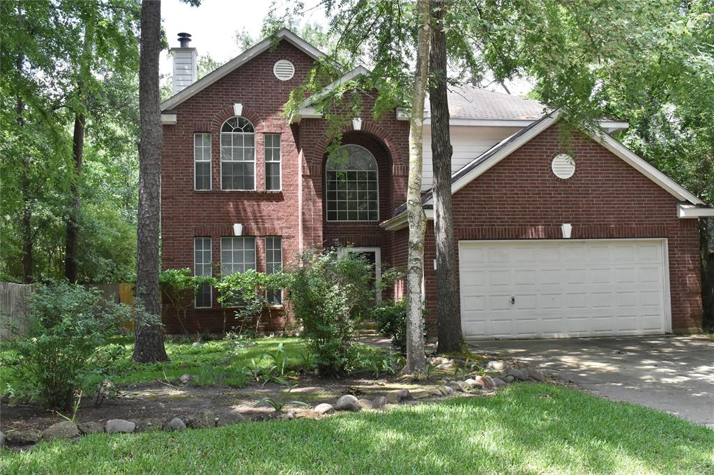 Lawn service included! No one likes lawn work in Houston Heat. ITS HOT!!!. A beautiful well cared for home. All 4 bedrooms are of good size. BEAUTIFUL wood floors. Fresh carpet on 2nd floor. Sprinkler system, Lawn care included. This is a gem! Sorry, no pets allowed.  Come view this home today! Homes are leasing quickly!