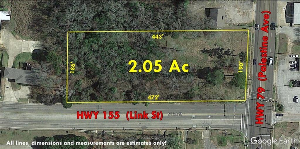409 E Palestine Avenue, Palestine, TX 75801