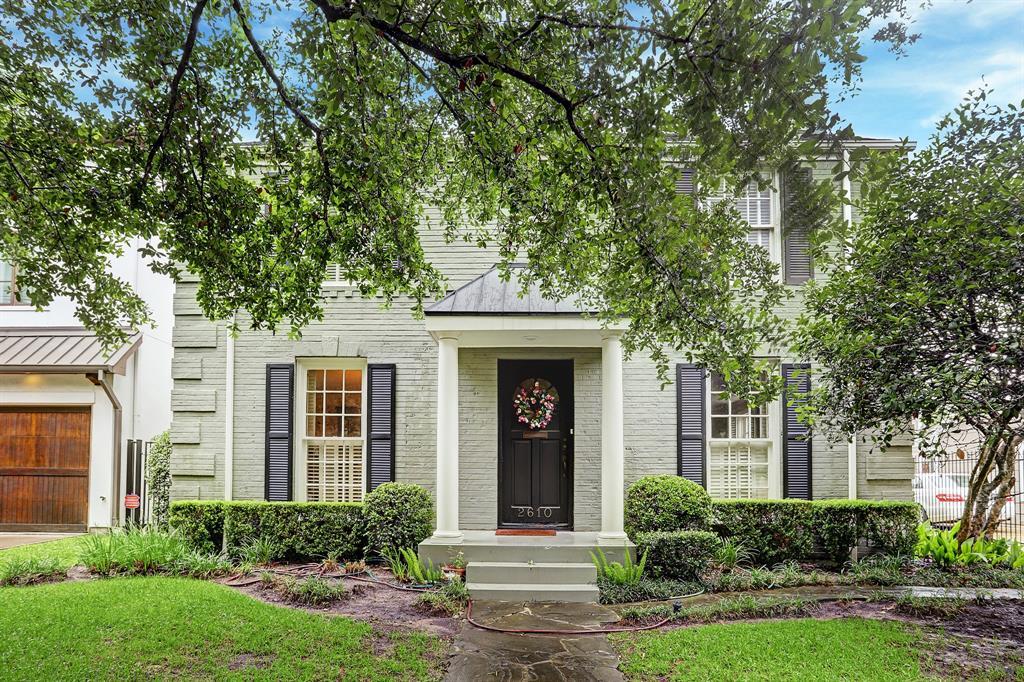 2610 Centenary Street, West University Place, Texas 77005, 3 Bedrooms Bedrooms, 9 Rooms Rooms,2 BathroomsBathrooms,Single-family,For Sale,Centenary,5523496