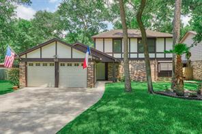50 Brookflower, Spring, TX, 77380