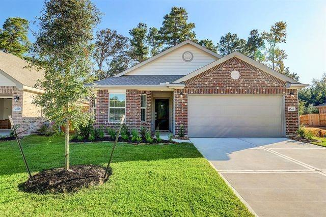 Adorable 3 bedroom, 2 bath home located in the Villages of Harmony with access to trails, neighborhood parks, and multiple pools. No back neighbors! The open concept living feels spacious and airy leading to the gourmet kitchen with gorgeous granite countertops and island. Zoned to CISD schools