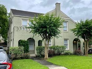 1709 Colquitt, Houston, TX, 77098