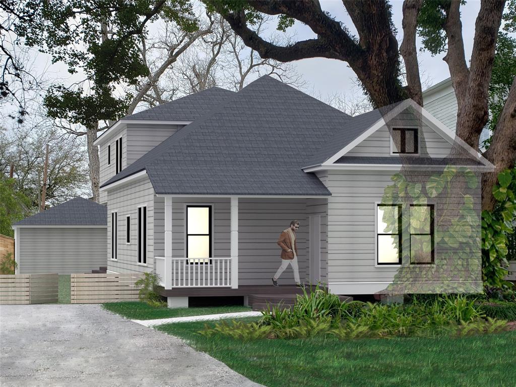 1209 Columbia Street, Houston, Texas 77008, 4 Bedrooms Bedrooms, 11 Rooms Rooms,3 BathroomsBathrooms,Single-family,For Sale,Columbia,71793303