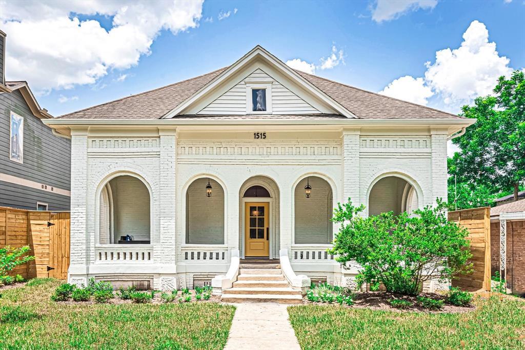 1515 Harvard Street, Houston, TX 77008