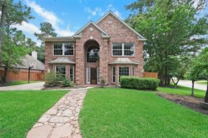 2 Shady Pond Place, The Woodlands, TX 77382