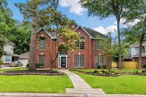 18 S Dragonwood Place, The Woodlands, TX 77381