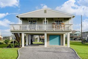 16522 Jean Lafitte Road, Jamaica Beach, TX 77554