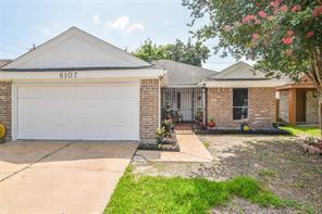 6107 Briar Glade Drive, Houston, TX 77072
