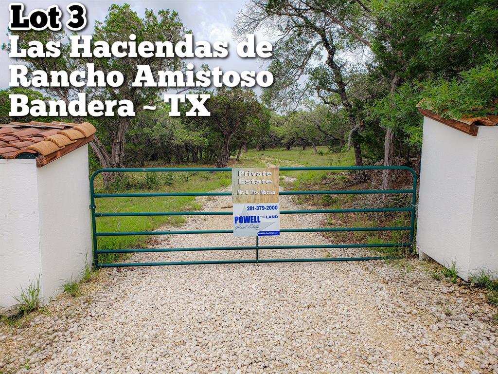 Lot 3 FM 2828, Bandera, TX 78003