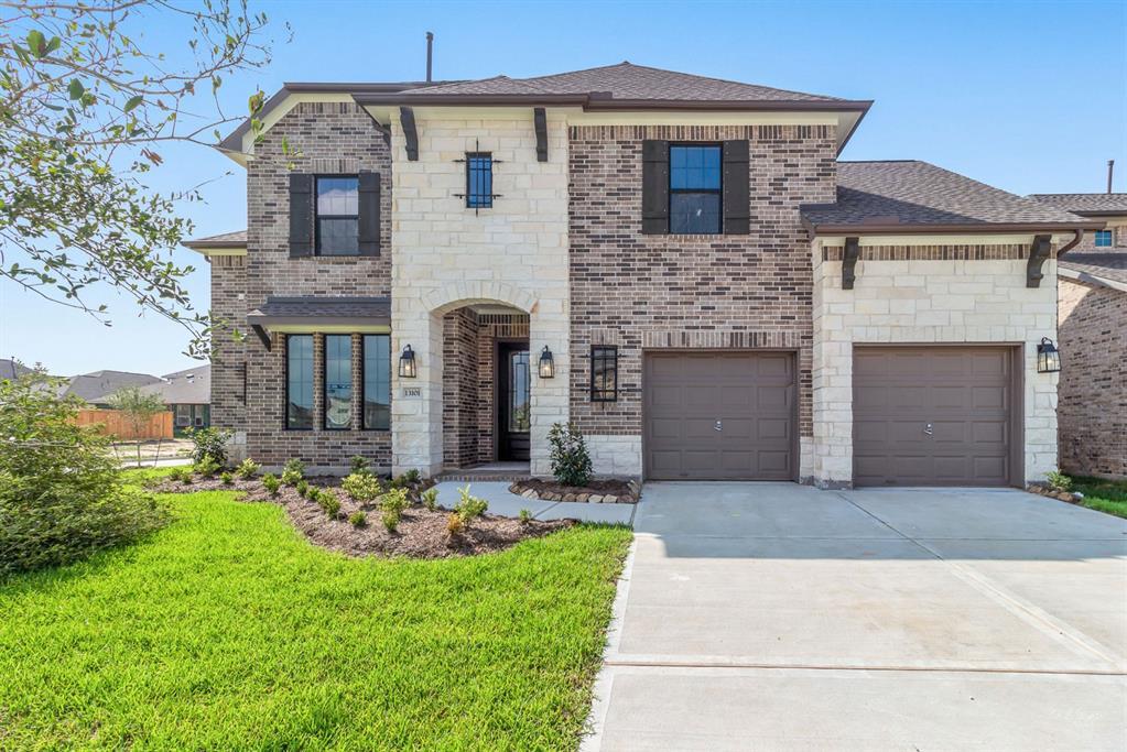 13101 Wintery Tide Drive, Texas City, TX 77568