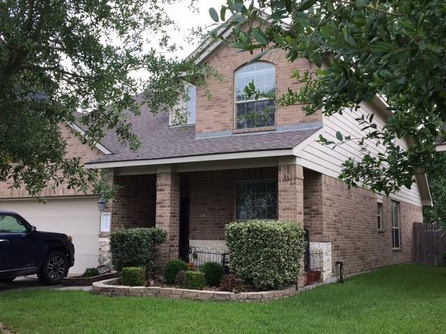 Great location next to Twin Creeks Middle School. Beautiful well cared for two story home. Tile all downstairs. Four bedroom with a large game room as well as dining room. Move in after July 21st.