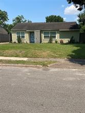 8138 Sharondale Drive, Houston, TX 77033