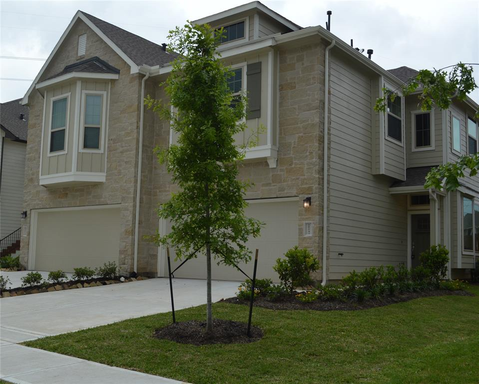 2 story, 3 bdrm, 2-1/2 bath, Chesmar  at Harmony Village. Tenant will have access to neighborhood amenities including 2 community pool areas, splash pad, playgrounds, tennis courts & fitness center. WASHER,DRYER & REFRIGERATOR INCLUDED. Quick access to 99/Grand Parkway, Hardy Toll Road & I-45. HOME LOCATED MINUTES AWAY FROM EXEMPLARY SCHOOL. Close to shopping & restaurants. Available JULY 15th  2021