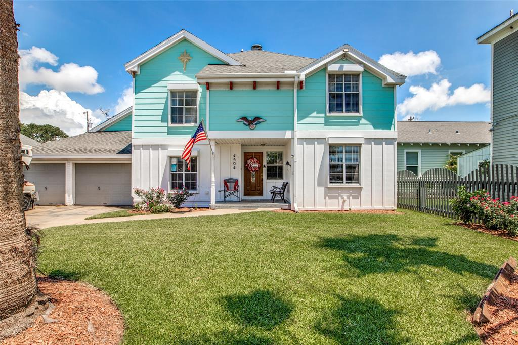 4504 Avenue R, Galveston, TX 77551
