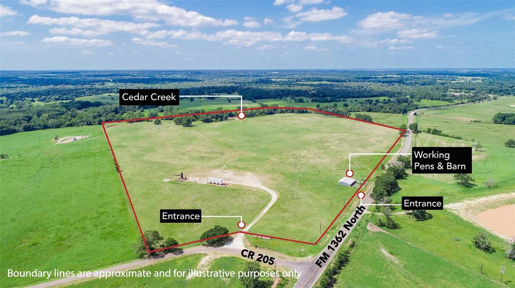 TBD (+/-89 acres) County Road 205, Caldwell, TX 77836