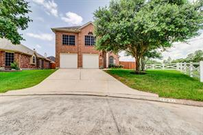 22931 Creekside Gate Court, Tomball, TX 77375