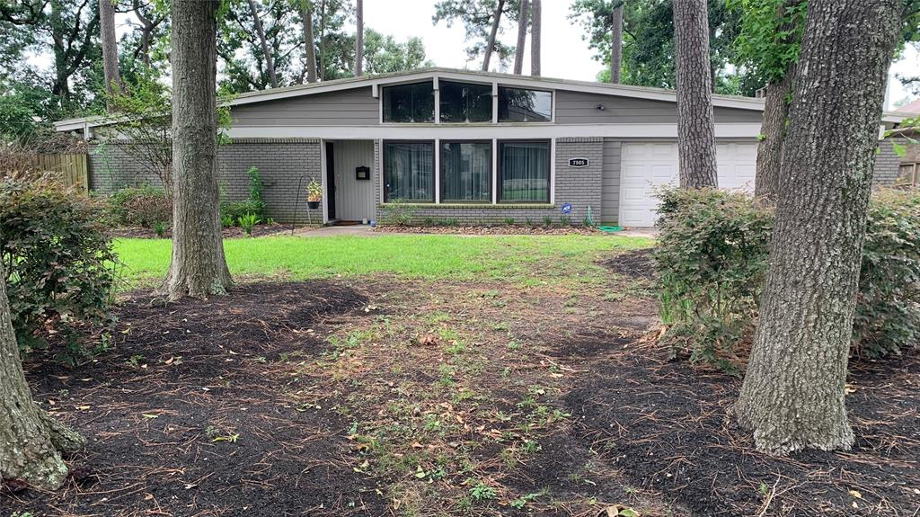 Amazing oversized lot with a great house that can either be renovated or completely rebuilt.  This treasure is located on a fantastic street in the sought after neighborhood of Westwood Oaks, zoned to desirable Spring Branch ISD.  Contact us TODAY-  this won't last long!