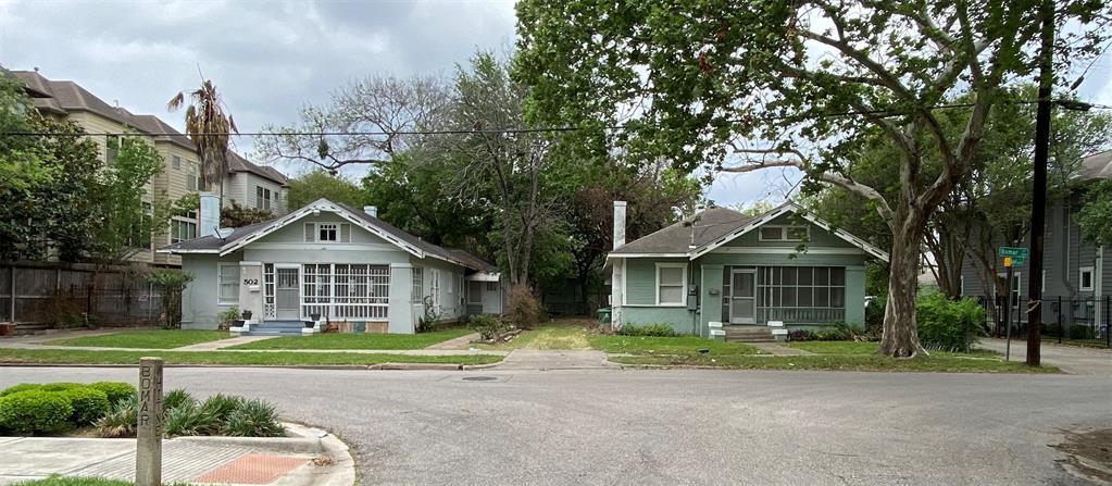 502 Bomar Street, Houston, TX 77006