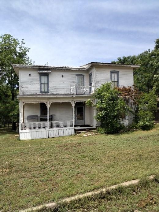 303 N 7th Street, Ballinger, TX 76821