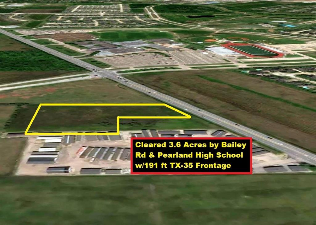00 S Main St Hwy 35, Pearland, TX 77581
