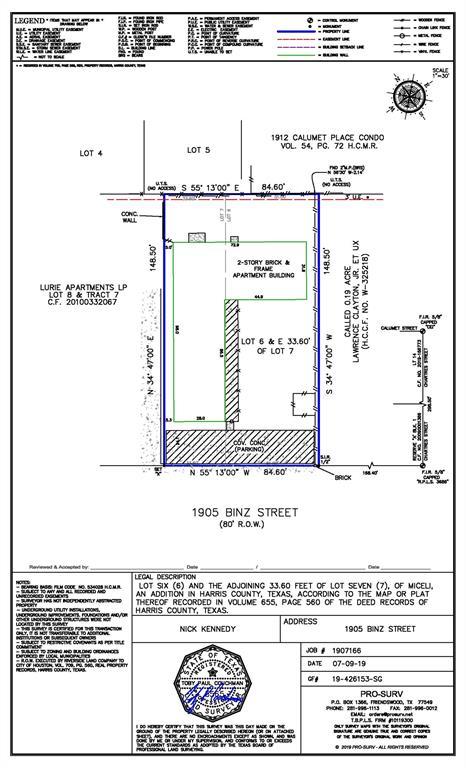 1905 Binz Street 1-10, Houston, TX 77004