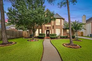 7914 Theiss Hill Drive, Spring, TX 77379