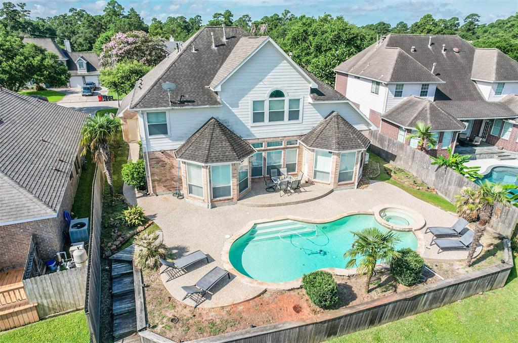 20518 Forest Stream Drive, Humble, TX 77346