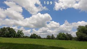 000 FM 109, New Ulm, TX 78950