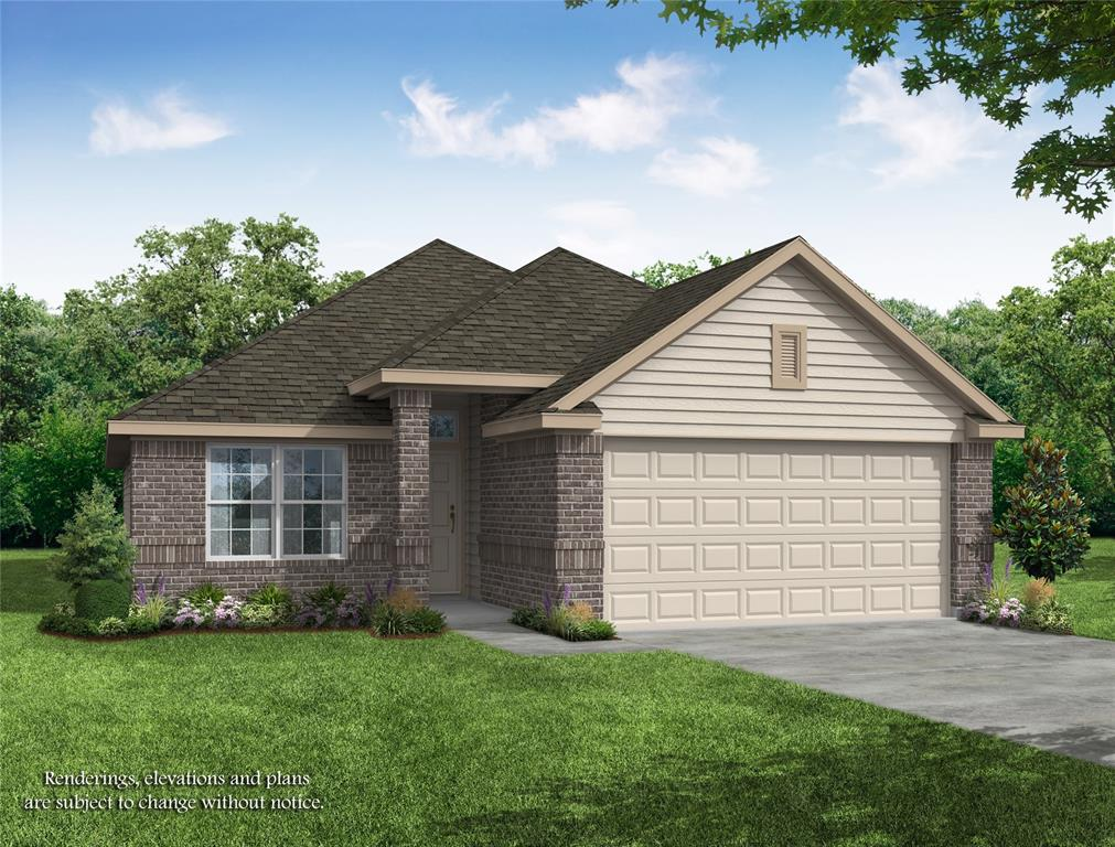 2525 Prickly Pine Trail, Fort Worth, TX 76123